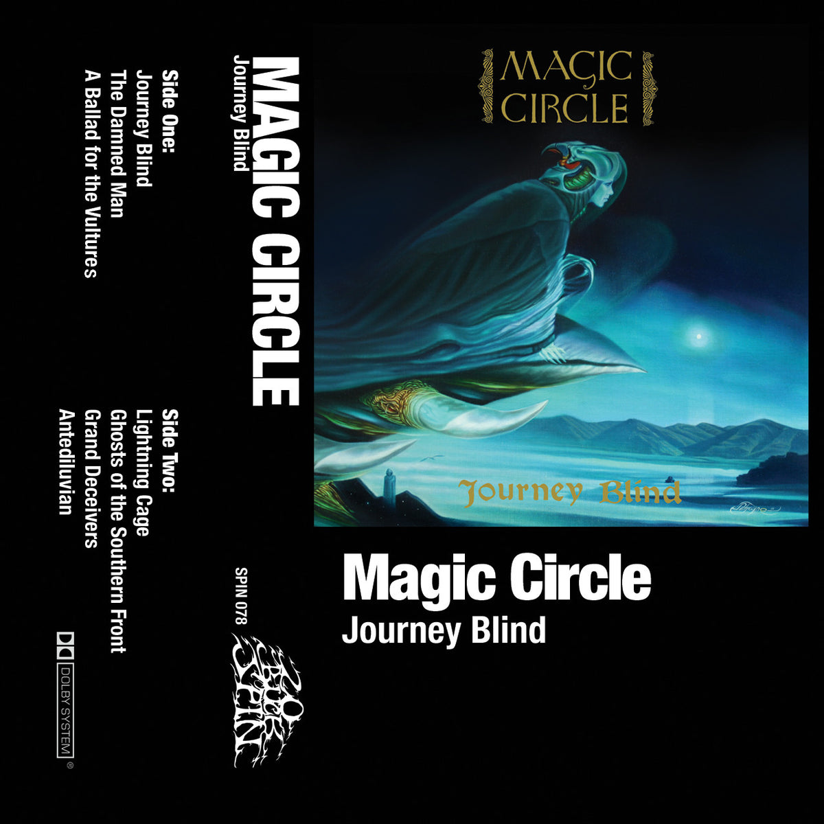 Magic Circle Journey Blind Tape 20 Buck Spin