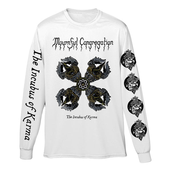 MOURNFUL CONGREGATION - THE INCUBUS OF KARMA LONGSLEEVE