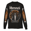 KHEMMIS - BAPTIZED IN SHADOWS LONGSLEEVE