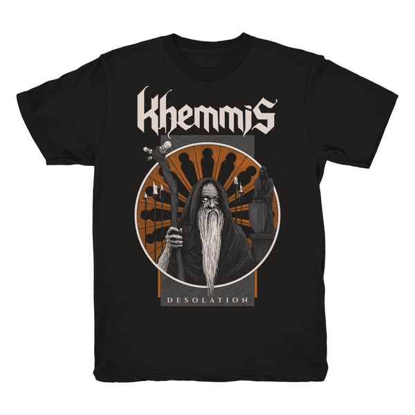 KHEMMIS - BAPTIZED IN SHADOWS T-SHIRT