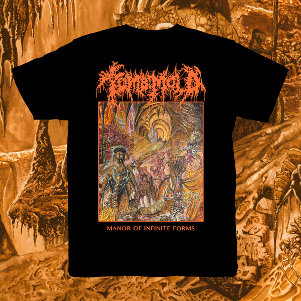TOMB MOLD - MANOR OF INFINITE FORMS T-SHIRT