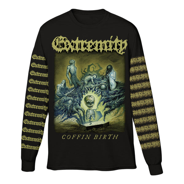 EXTREMITY - COFFIN BIRTH LONGSLEEVE