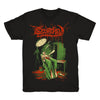 SCORCHED - EXHIBITS OF TORTURE T-SHIRT ***PRE-ORDER***