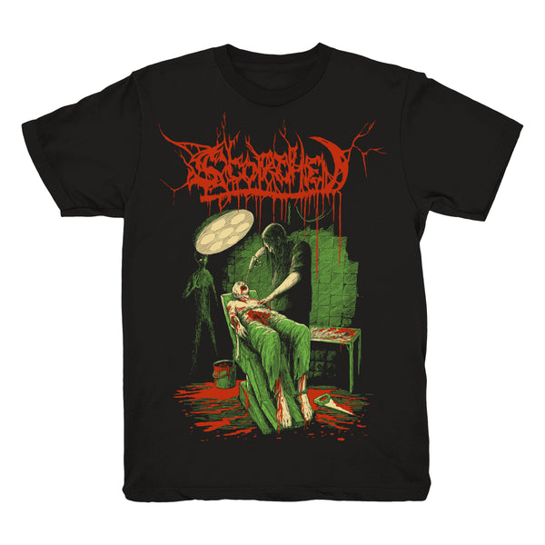 SCORCHED - EXHIBITS OF TORTURE T-SHIRT