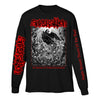SUPERSTITION - THE ANATOMY OF UNHOLY TRANSFORMATION LONGSLEEVE ***PRE-ORDER***