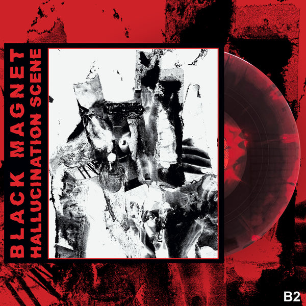 BLACK MAGNET - HALLUCINATION SCENE LP