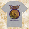 GHASTLY - MERCURIAL PASSAGES T-SHIRT ***PRE-ORDER***