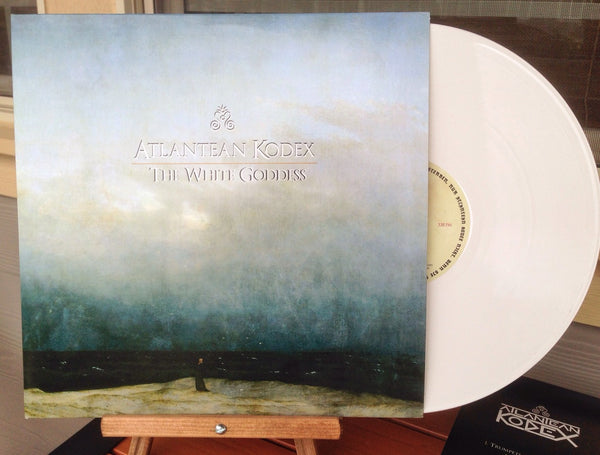 ATLANTEAN KODEX - THE WHITE GODDESS 2XLP