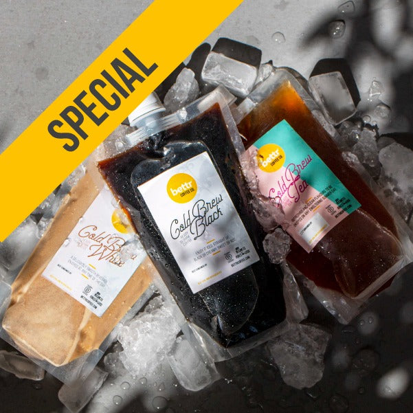 Cold Brew Bundle - Ready-to-Drink (3 x 700ml)