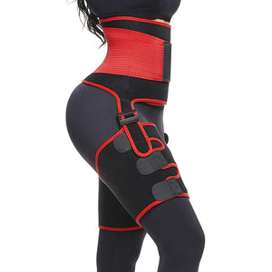 NEW ARRIVAL!!!  Thigh, Butt and Hips Enhancing High Waist Shapewear With Sweat Belt, Body Shapers - Style Dirty