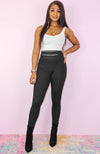 Everybody Sucks High Waist Leggings