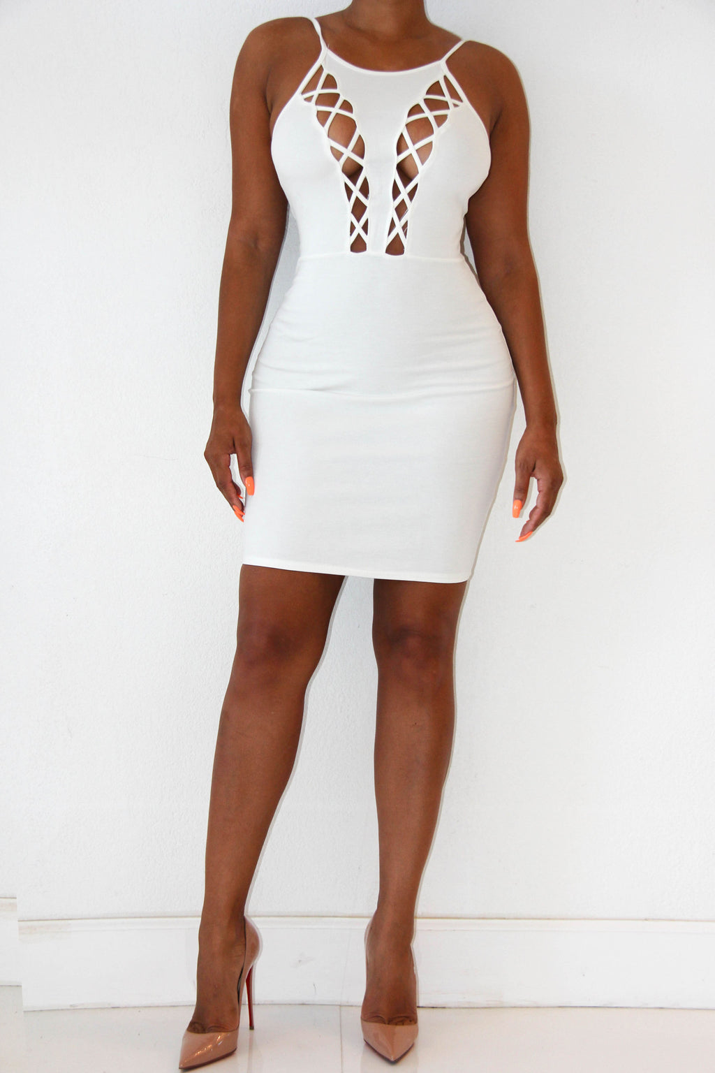 White Dream Chaser Dress, Dress - Style Dirty