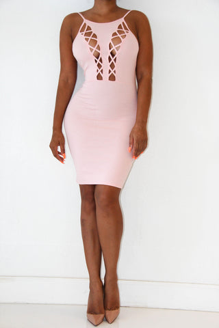 Pink Dream Chaser Dress