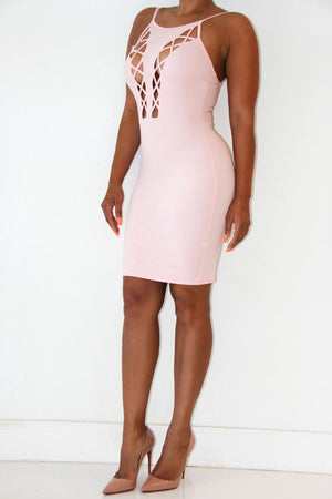 Pink Dream Chaser Dress, Dress - Style Dirty