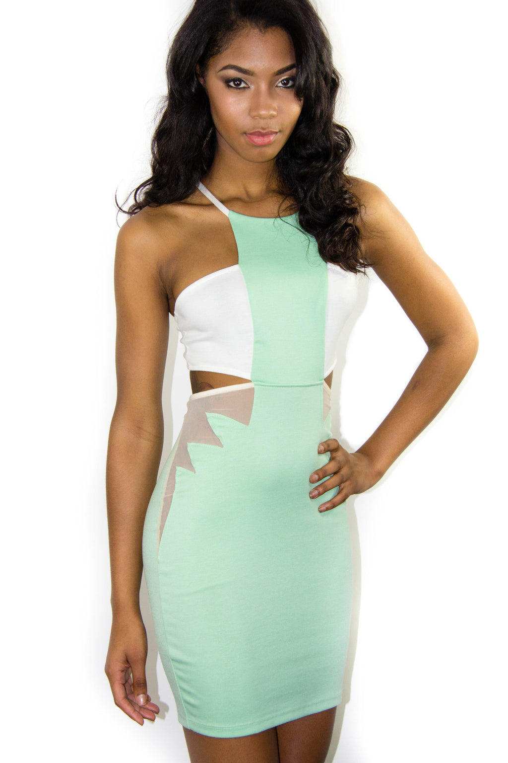 Minty Dress, Dress - Style Dirty