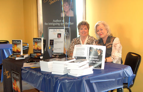 Fort Worth authors Susan Howell and Patsy Dorris Hale