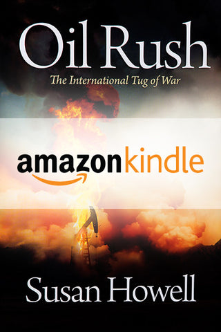 Kindle Edition - Oil Rush: The International Tug of War