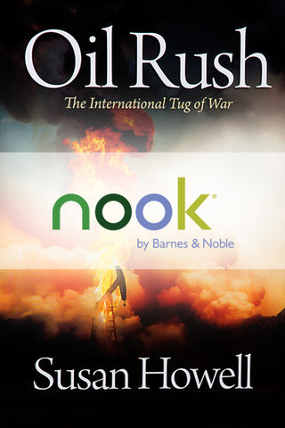 Nook Edition - Oil Rush: The International Tug of War