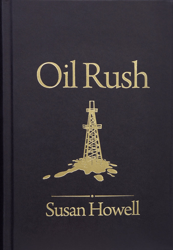 Oil Rush, The International Tug of War:  LIMITED EDITION