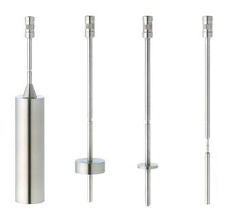 LV Spindles - 316 Stainless Steel