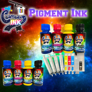 Pigment Ink Collection (Epson Compatible) | Cosmos Ink®