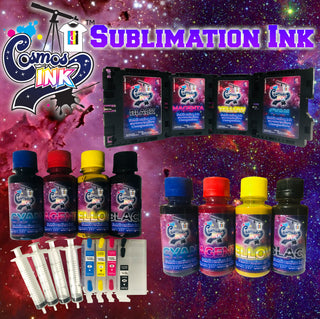 Sublimation Ink | Cosmos Ink