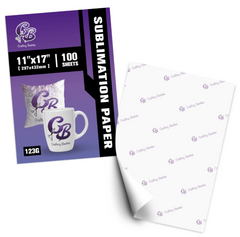 """Crafting Besties® Sublimation Paper (11"""" x 17"""") 