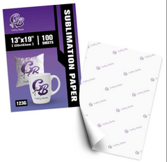 """Crafting Besties® Sublimation Paper (13"""" x 19"""") 