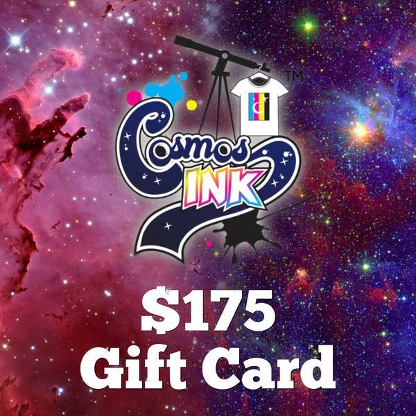 $175 Gift Card | Cosmos Ink™
