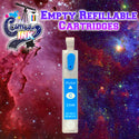 Empty Refillable Cartridges for Epson WF-7710, 7720, 7610, 7620, 7110, 7210, 3640, 3620 T252 (Cyan) | Cosmos Ink®