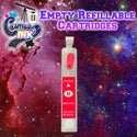 Empty Refillable Cartridges for Epson WF-7710, 7720, 7610, 7620, 7110, 7210, 3640, 3620 T252 (Magenta) | Cosmos Ink®