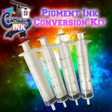 Pigment Ink Conversion Kit for Epson WF-7710, 7720, 7610, 7620, 7110, 7210, 3640, 3620 | Cosmos Ink® (syringes)