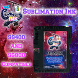 SG400/SG800 Compatible Cartridges (Black) | Cosmos Ink®