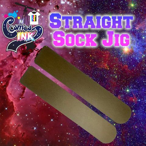 Straight Sock Jig | Cosmos Ink®