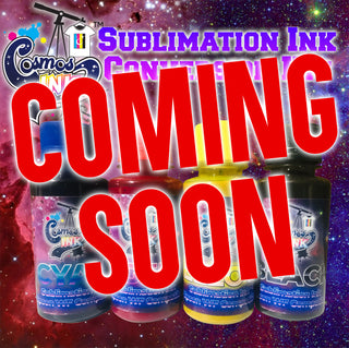 Sublimation Ink Conversion Kit for Epson WF-7820 and WF-7840 | Cosmos Ink®