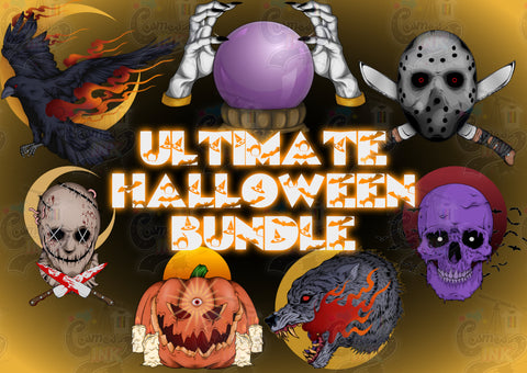 The Ultimate Halloween Bundle | Cosmos Ink
