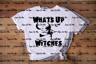 What's Up Witches (DIGITAL DESIGN DOWNLOAD) - Cosmos Ink