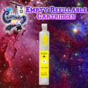 Empty Refillable Cartridges for Epson WF-7710, 7720, 7610, 7620, 7110, 7210, 3640, 3620 T252 (Yellow) | Cosmos Ink®