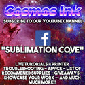 Facebook Group Sublimation Group (Sublimation Cove) | Cosmos Ink®