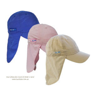 Kids Hats - Legionnaire Sun Hats for Boys and Girls (1003)
