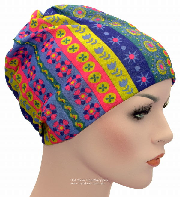 Seamless Multifunctional Headwraps - Gretel