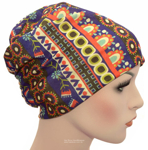 Seamless Multifunctional Headwraps - Heidi