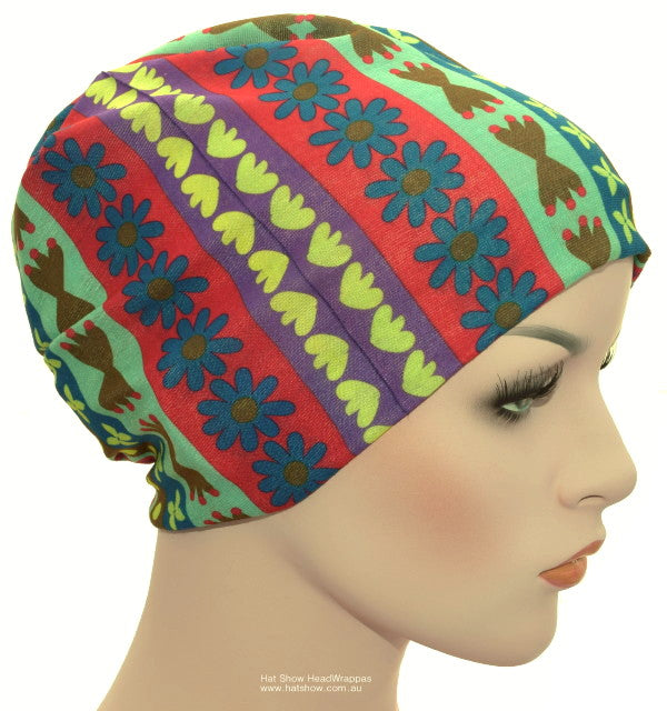 Seamless Multifunctional Headwraps - Helga