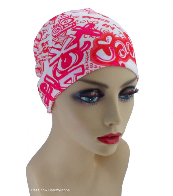 Seamless Multifunctional Headwraps - Red Jackpot