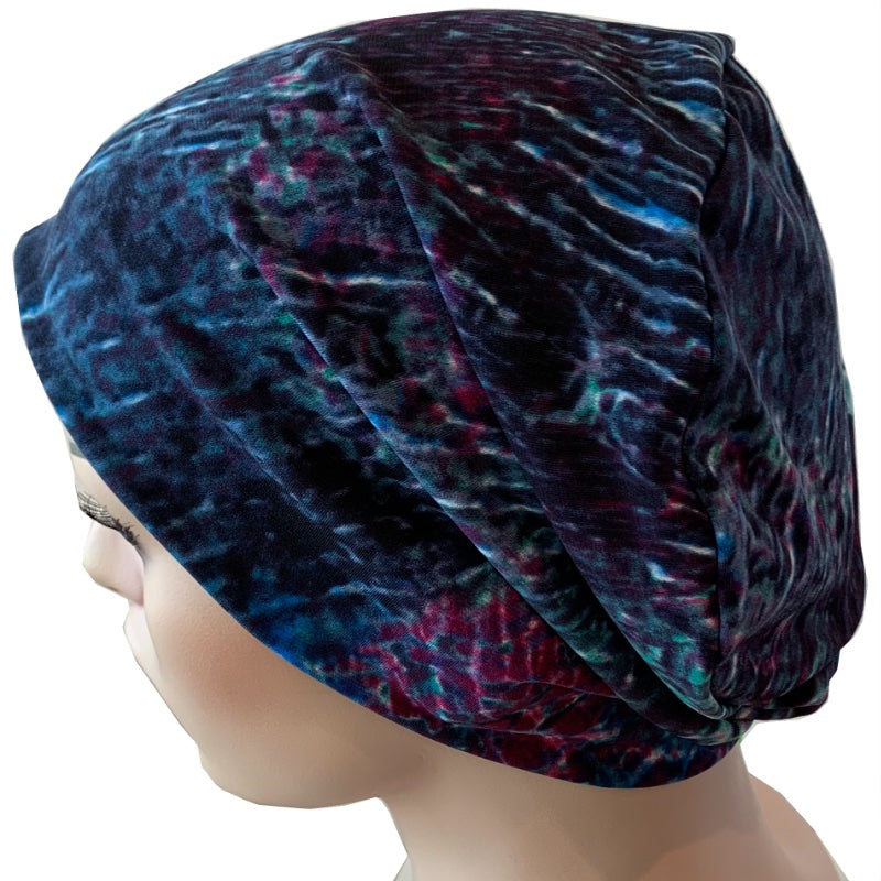 Beanies - Comfort Stretch - Purple Lava