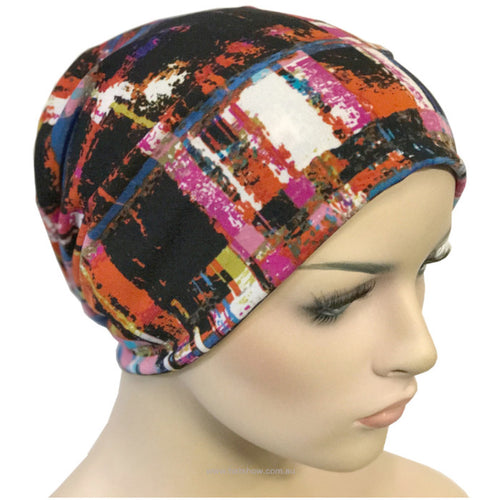 Beanies - Comfort Stretch - Blocks of Colour