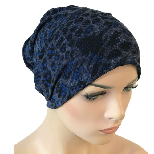 Beanies - Comfort Stretch - Darkest Blues