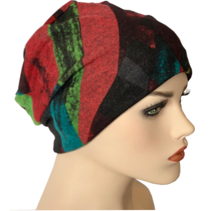 Beanies - Comfort Stretch - Harlequin
