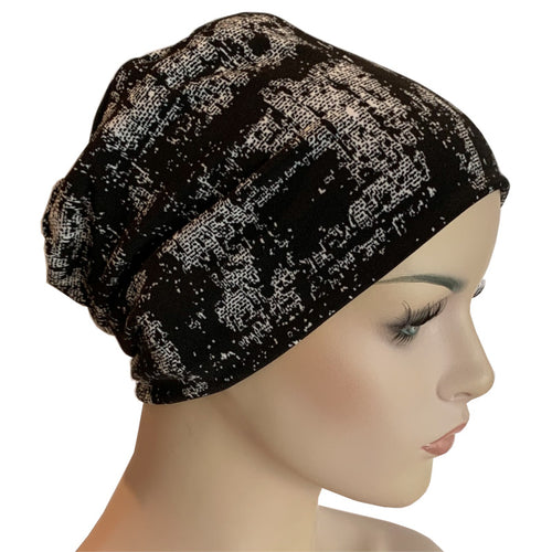 Donna Hat with Loop for Scarf - Ella