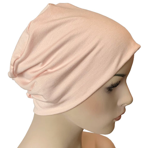 Donna Hat with Loop for Scarf - Nectar Pink